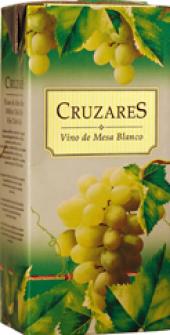 Víno bianco Cruzares