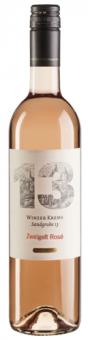 Víno Blauer Zweigelt Rosé Winzer Krems
