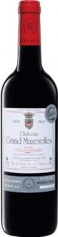 Víno Blaye Cotes de Bordeaux Château Grand Mazerolles