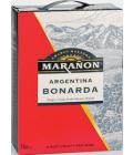 Víno Bonarda Maraňon