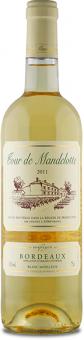 Víno bílé Bordeaux Cour De Mandelotte