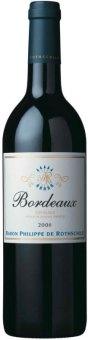 Víno červené Bordeaux AOC Baron Philippe de Rothschild