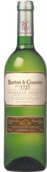 Víno bílé Bordeaux B&G