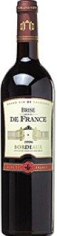 Víno červené Bordeaux Brise de France