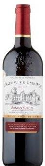 Víno červené Bordeaux Château de Laborde