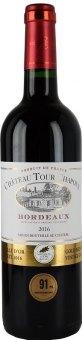 Víno Bordeaux Chateau Tour Chapoux