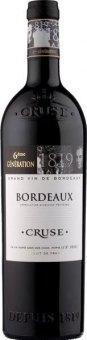 Víno Bordeaux Cruse