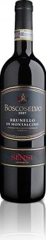 Víno Brunello di Montalcino Boscoselvo Sensi