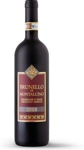 Víno Brunello di Montalcino