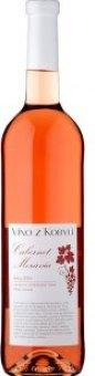 Víno Cabernet Moravia Rosé Víno z Kobylí