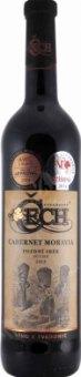 Víno Cabernet Moravia Vinařství Čech - pozdní sběr