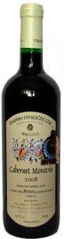 Víno Cabernet Moravia Vinařství Dvořáček - zemské