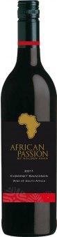 Víno Cabernet Sauvignon African Passion Golden Kaan