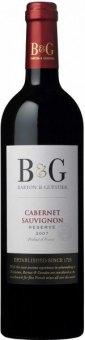 Víno Cabernet Sauvignon Reserve B&G