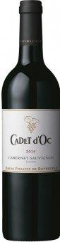Víno Cabernet Sauvignon Cadet d´OC Baron Philippe de Rothschild