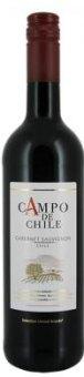 Víno Cabernet Sauvignon Campo de Chile