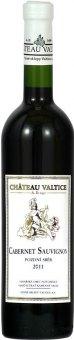Víno Cabernet Sauvignon Chateau Valtice - pozdní sběr