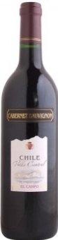 Víno Cabernet Sauvignon Chile El Campo
