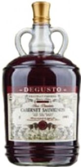 Víno Cabernet Sauvignon Degusto