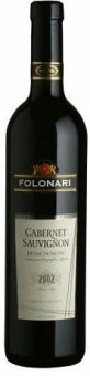 Víno Cabernet Sauvignon Folonari
