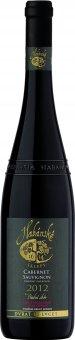 Víno Cabernet Sauvignon Habánské sklepy - pozdní sběr