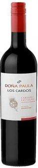 Víno Cabernet Sauvignon Los Cardos Doňa Paula