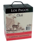 Víno Cabernet Sauvignon Los Pagos - bag in box