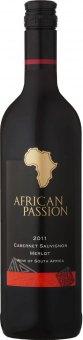 Víno Cabernet Sauvignon Merlot African Passion Golden Kaan