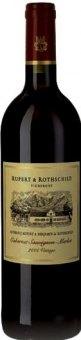 Víno Cabernet Sauvignon - Merlot Cuvée Rupert & Rothschild