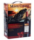 Víno Cabernet Sauvignon Monte Chilena - bag in box