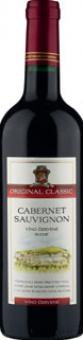 Víno Cabernet Sauvignon Original Classic Zámecké vinařství Bzenec