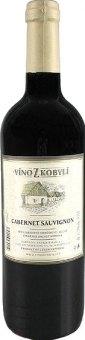 Víno Cabernet Sauvignon Víno z Kobylí
