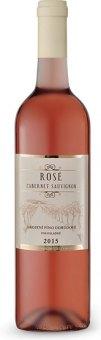 Víno Cabernet Sauvignon rosé Agrodružstvo Nový Šaldorf