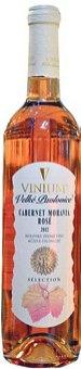 Víno Cabernet Sauvignon rosé Selection Vinium Velké Pavlovice