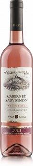Víno Cabernet Sauvignon Rosé Selection Víno Nitra