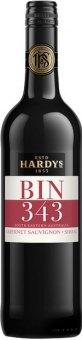Víno Cabernet Sauvignon Shiraz BIN 343 Hardys