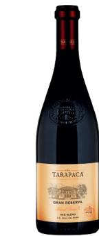 Víno Cabernet Sauvignon - Syrah Cuvée Blend Series Gran Reserva Viňa Tarapaca