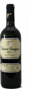 Víno Cabernet Sauvignon Vinařství Maděřič