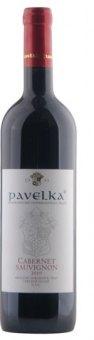 Víno Cabernet Sauvignon Vinařství Pavelka a syn