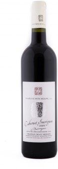 Víno Cabernet Sauvignon Vinařství Petr Skoupil