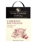 Víno Cabernet Sauvignon Vineyards World Wines - bag i box