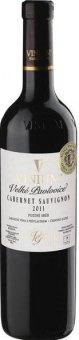 Víno Cabernet Sauvignon Vinium Velké Pavlovice - pozdní sběr