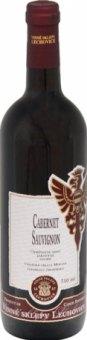 Víno Cabernet Sauvignon Vinné Sklepy Lechovice