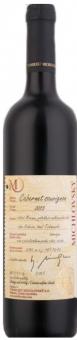 Víno Cabernet Sauvignon Vinselekt Michlovský - pozdní sběr