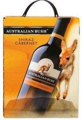 Víno Cabernet - Shiraz Cuvée Australian Bush - bag in box