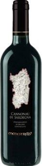 Víno Cannonau di Sardegna DOC Menestrello