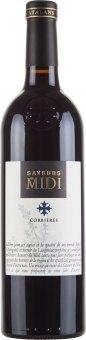 Víno Carignan - Grenache Noire - Mourvédre Cuvée Saverus du Midi