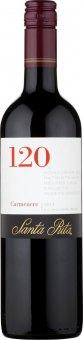 Víno Carmenere 120 Santa Rita