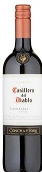 Víno Carmenere Casillero del Diablo