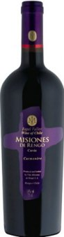 Víno Carmenére Gran Reserve Misiones de Rengo